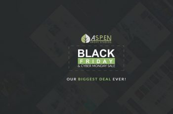 Aspen Grove Studios Black Friday Sale and Offers