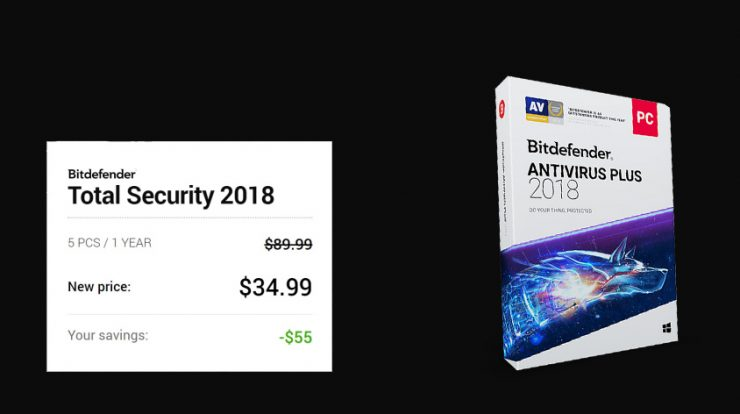 Bitdefender Black Friday / Cyber Monday Sale & Deals