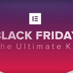 Elementor Pro Black Friday / Cyber Monday Sale & Deals