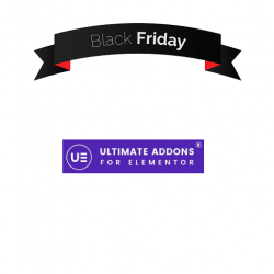 Ultimate Addons for Elementor Black Friday