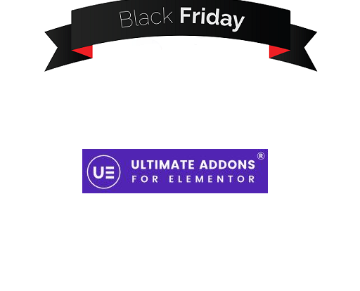 Ultimate Addons for Elementor Black Friday