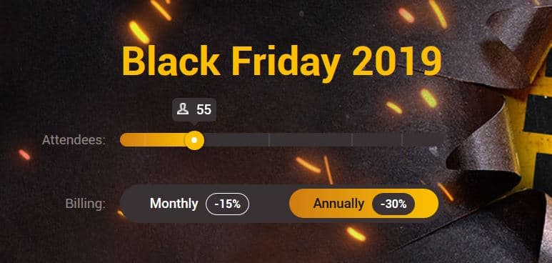 Clickmeeting Black Friday Sale - 30% Discount, Live Now!