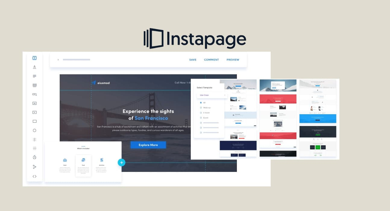 InstaPage Black Friday Offer