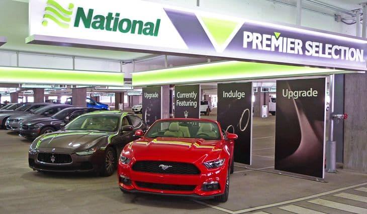 National Car Rental Black Friday