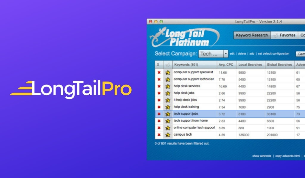 Long Tail Pro Black Friday - What's the Deal?