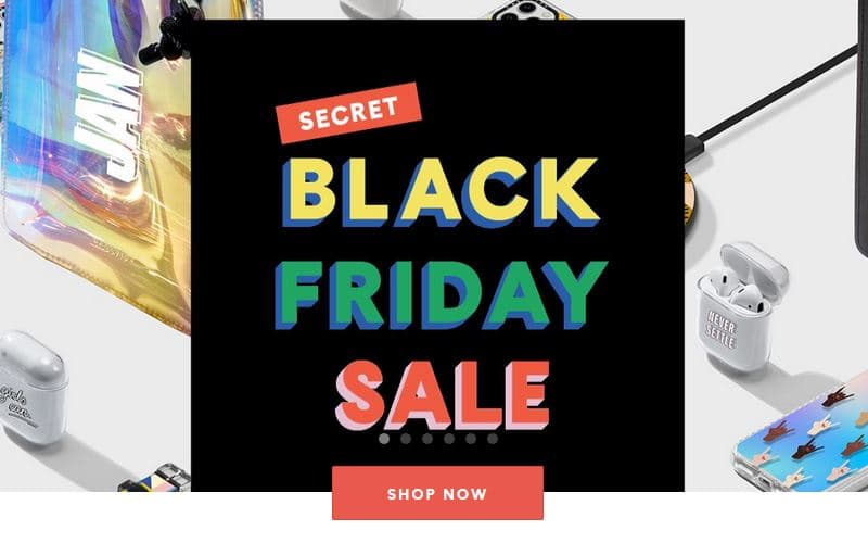 Casetify Black Friday Sale - 30% Discount