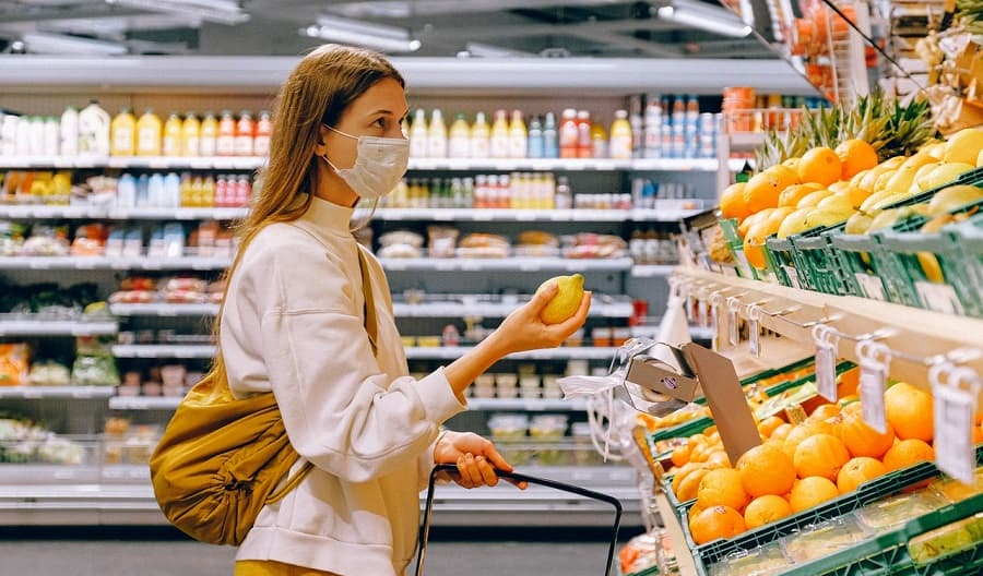COVID Grocery Shopping Tips